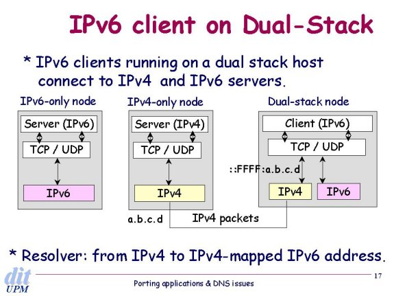 Porting applications to IPv6 HowTo